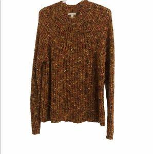 Cato lightweight tweed sweater.